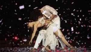 Nach Baliye 9: What! Madhurima Tuli slaps Vishal Aditya on the show; see video