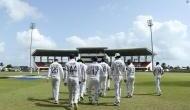 Virat Kohli and boys wear black armbands as mark of respect for Arun Jaitley