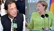 कश्मीर मुद्दे पर अब जर्मनी के सामने गिड़गिड़ाए इमरान खान, चांसलर एंजेला मर्केल ने दिया ये जवाब