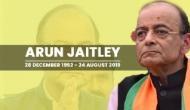 Former Finance Minister Arun Jaitley passes away after prolonged illness