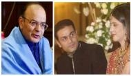 When Arun Jaitley hosted Virender Sehwag's wedding at his bungalow