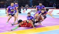 प्रो-कबड्डी लीग 2019: दबंग दिल्ली ने जीत से की होम लेग की शुरूआत, पवन सहरावत का सुपर 10 गया बेकार