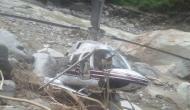 Uttarakhand: Helicopter services suspended in Uttarkashi