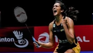 PV Sindhu becomes first Indian to win gold in World Championships