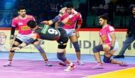 प्रो-कबड्डी लीग 2019: बेंगलुरु बुल्स ने जयपुर पिंक पैंथर्स को हराया, अंक तालिक में लगाई बड़ी छलांग