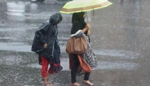 IMD issues heavy rainfall alert for West Bengal, Sikkim