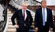US President Donald Trump: Boris Johnson is 'right man' for Brexit