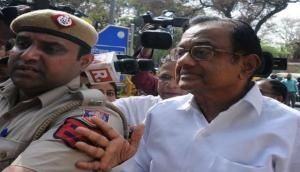 INX Media Case: Ghulam Nabi Azad, Ahmed Patel meet Chidambaram in Tihar jail