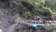 हिमाचल प्रदेश में फटा बादल, नेशनल हाईवे को हुआ नुकसान, रोकी गई मणिमहेश यात्रा