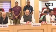 Amit Shah holds inter-state council meeting on anti-Maoist operations