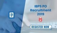 IBPS PO Registration 2019: Alert! Few hours left to apply for 4,336 vacancies