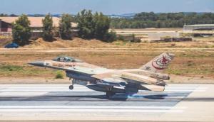 इस्राइली वायुसेना ने गाजा में की बमबारी, हमास के कई ठिकाने किए नष्ट
