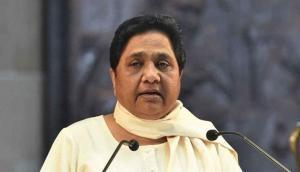 मायावती को लगा बड़ा झटका, करीबी त्रिभुवन राम और पूर्व मंत्री विनोद सिंह BJP में शामिल