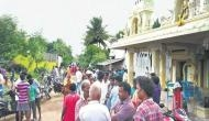 Tamil Nadu: One killed, four injured in blast near Gangai Amman Temple in Thiruporur