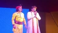 Bihar: Tej Pratap plays Lord Krishna on Janmashtami in Patna
