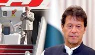 Amid Nuclear threat, PM Modi returns India through Pakistan's airspace