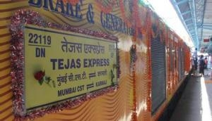 क्या है देश की पहली प्राइवेट ट्रेन तेजस एक्सप्रेस का किराया, बुकिंग आज से शुरू