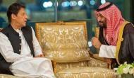 Pakistan PM Imran Khan, Saudi Crown Prince discuss Kashmir issue third time