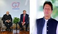 Imran Khan issues nuclear threat to India after Trump denies intervening in Kashmir issue