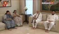 PM Modi visits Arun Jaitley's residence today