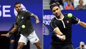 US Open 2019: Roger Federer defeats Sumit Nagal