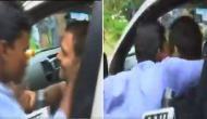Video: वायनाड दौरे पर गए थे राहुल गांधी, गाल चूमकर भागा शख्स