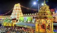 प्रसिद्ध तिरुपति मंदिर की कड़ी सुरक्षा वाली तिजोरी से चोरी, गायब हुए भगवान वेंकटेश्वर के गहने