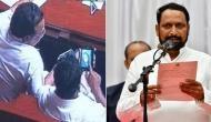 कर्नाटक: विधानसभा में पोर्न देखते पकड़े गए थे जो नेता, BJP सरकार ने उन्हें बनाया उप-मुख्यमंत्री