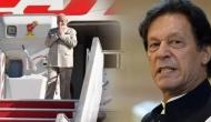 Pak PM Imran Khan under pressure to shut airspace for India after PM Modi returns from France