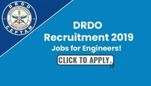 DRDO Recruitment 2019: New vacancies released for Engineers for multiple posts; know how to apply