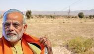 मोदी सरकार का बड़ा ऐलान, 10 साल में 50 लाख हेक्टेयर बंजर जमीन को बनाया जाएगा उपजाऊ