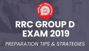 RRC Group D Exam 2019: Check out preparation tips and strategies for over 1 lakh vacancies exam