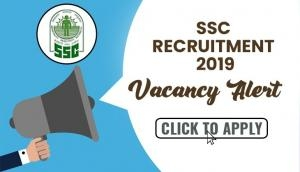 SSC Recruitment 2019: Latest job opportunity released for Group B posts; apply now