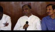 Reservation should exist till untouchability is celebrated, says BJP MP Srinivasa Prasad