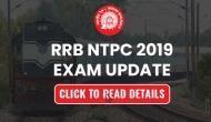 RRB NTPC Exam 2020 को लेकर आई ये बड़ी खबर, जानिए कब होगी परीक्षा