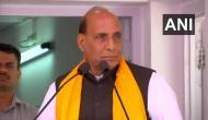 Leh: Defence Minister Rajnath Singh says, 'Pakistan has no locus standi on Kashmir'