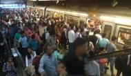 Delhi: Services affected in Delhi Metro's Yellow Line for few hours