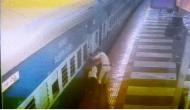 Hyderabad: RPF constable saves life of train passenger