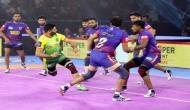 प्रो-कबड्डी लीग 2019: दबंग दिल्ली ने पटना पाइरेट्स को हराया, नवीन कुमार ने दिखाया शानदार खेल