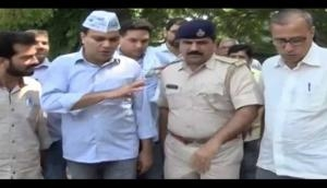 Court takes cognisance of charge sheet against AAP MLA Gulab Singh