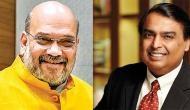 मुकेश अंबानी ने अमित शाह को बताया 'आयरन मैन', कहा- भारत अब सुरक्षित हाथों में