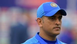 MS Dhoni relives memories of school days, shares video of gully cricket