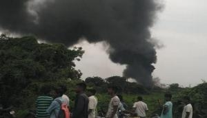 महाराष्ट्र के धुले में कैमिकल फैक्ट्री में लगी आग, 8 लोगों की मौत 28 घायल
