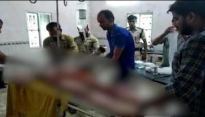 15 लाख रुपये की नहीं दी घूस, चीफ इंजीनियर ने ठेकेदार को जला दिया जिंदा !