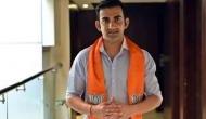 Gautam Gambhir asks Kejriwal to list measures taken to check Delhi's pollution