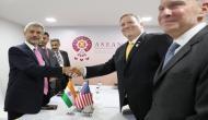 MEA Jaishankar discusses bilateral ties with Belgian counterpart