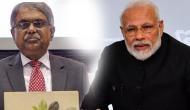 पीके सिन्हा : PM मोदी ने सौंपी गिरती अर्थव्यवस्था को संभालने की जिम्मेदारी