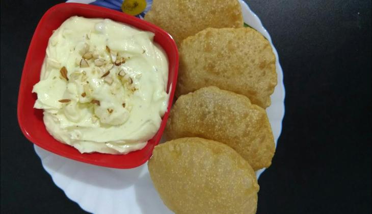 Image result for ganesh chaturthi Shrikhand Puri images