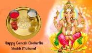 Ganesh Chaturthi: Know shubh muhurat to worship Ganpati Bappa