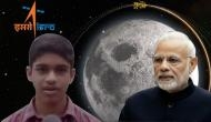 Chandrayaan 2: 8th class boy to witness historic moon landing with PM Modi